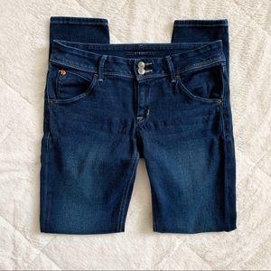 HUDSON / Collin Flap Pocket skinny jeans / size 29